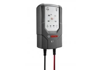 C7 akü şarj cihazı - 12-24 V aküler için